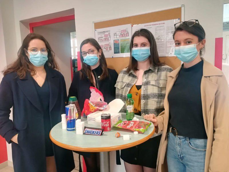 Service sanitaire : les bons conseils santé dispensés aux élèves
